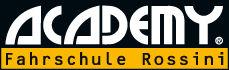 Academy Fahrschule Rossini Logo