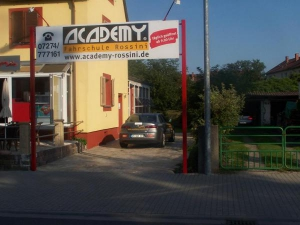 Fahrschule Academy Rossini Standort Germersheim