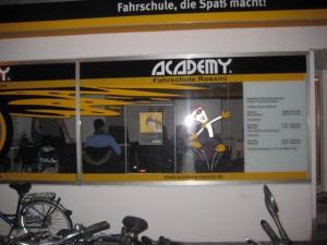 Fahrschule Academy Rossini Standort Haßloch