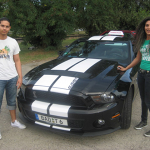 Führerschein der Klasse B: Erlebe deine Sonderfahrt in unserem Mustang
