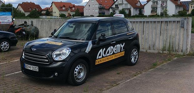 Fuhrpark Auto: Führerschein Academy Fahrschule Rossini in Germersheim oder Haßloch