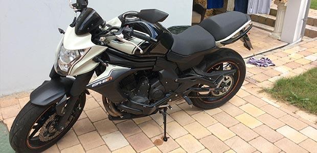 Motorradführerschein machen: Fuhrpark der Academy Fahrschule in Germersheim und Haßloch
